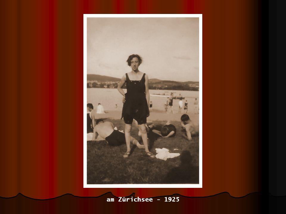 die Sportliche - 1925