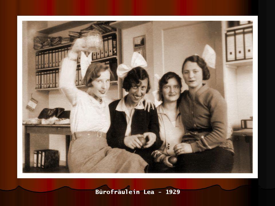 immer spassig - 1929