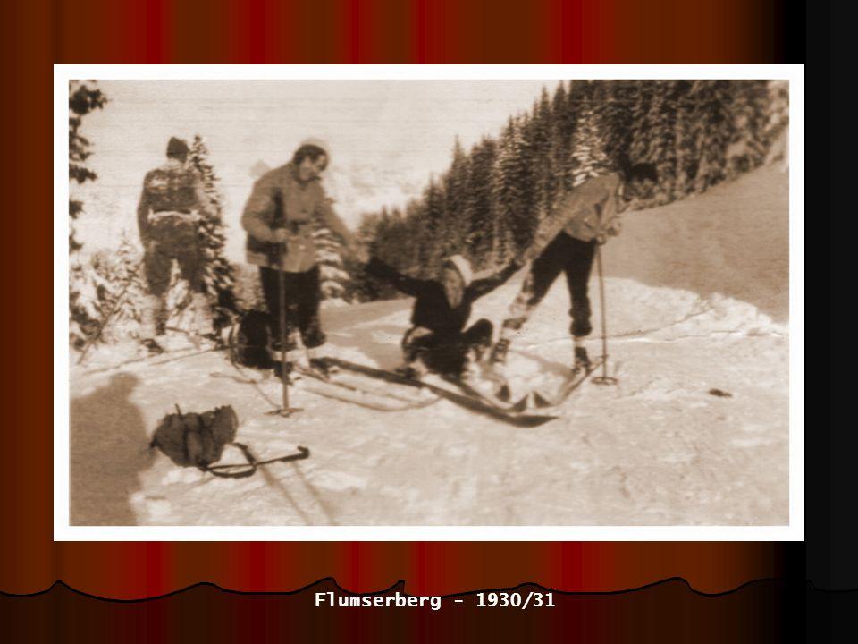 Pfingsten im Tessin - 1931
