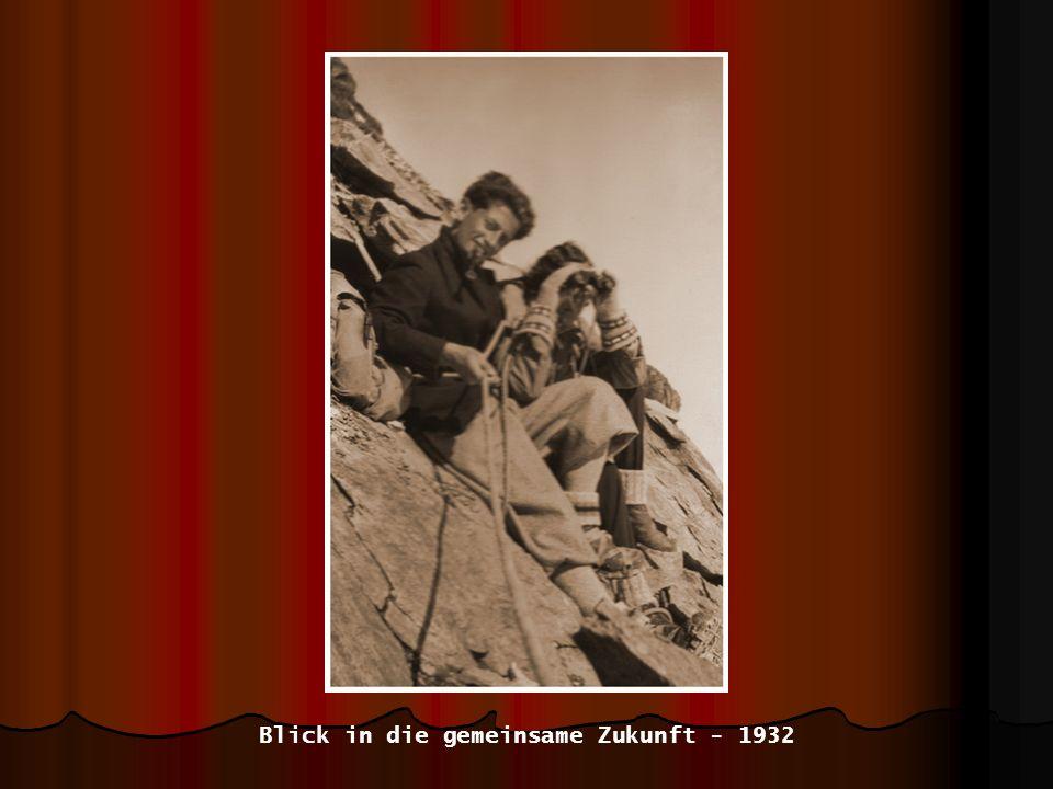 Hollandreise mit dem Vater - 1933