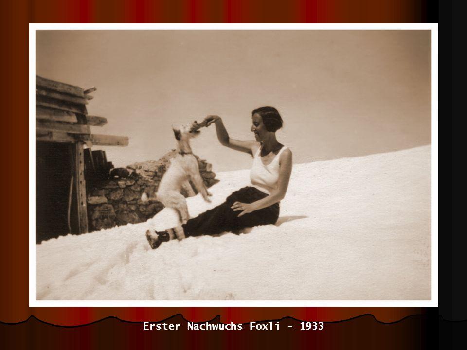Glückliches Paar - 1933