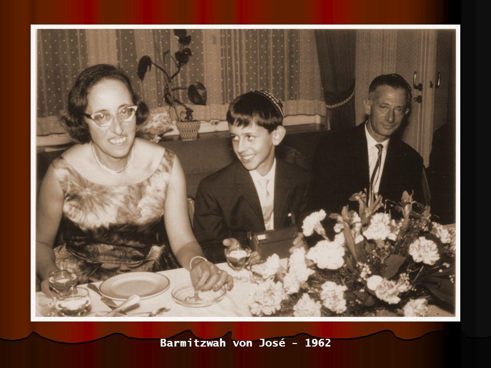 Goldene Hochzeit 1982