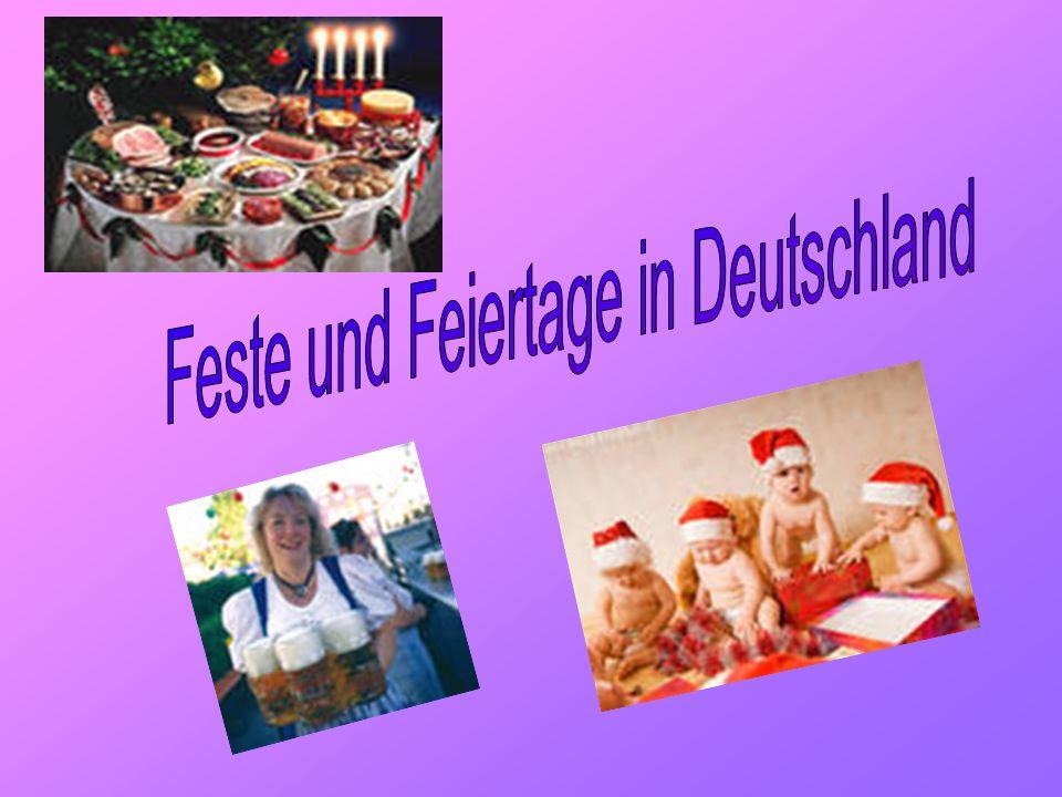 Am 50. Tag nach Ostern feiert man Pfingsten, das Grüne Fest.