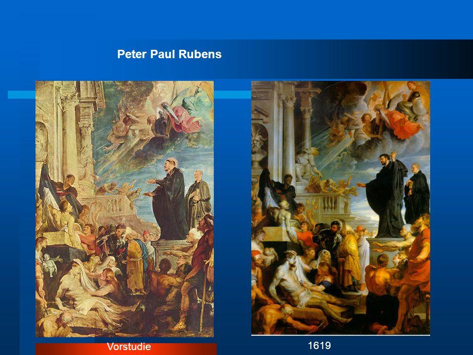1619 Vorstudie Peter Paul Rubens