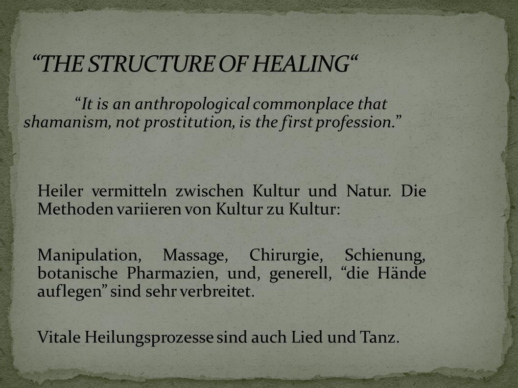 Krankheit ist z.B.Ungleichgewicht oder Intrusion.