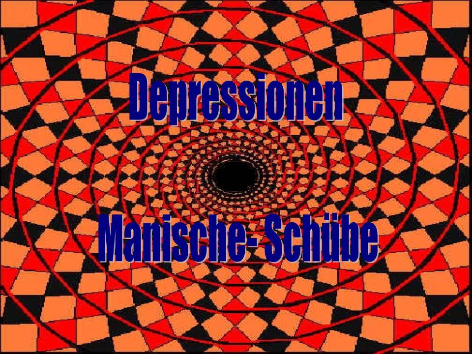 Verwirrungs- Spirale Was ist eine Depression.Was ist die Ursache einer Depression.
