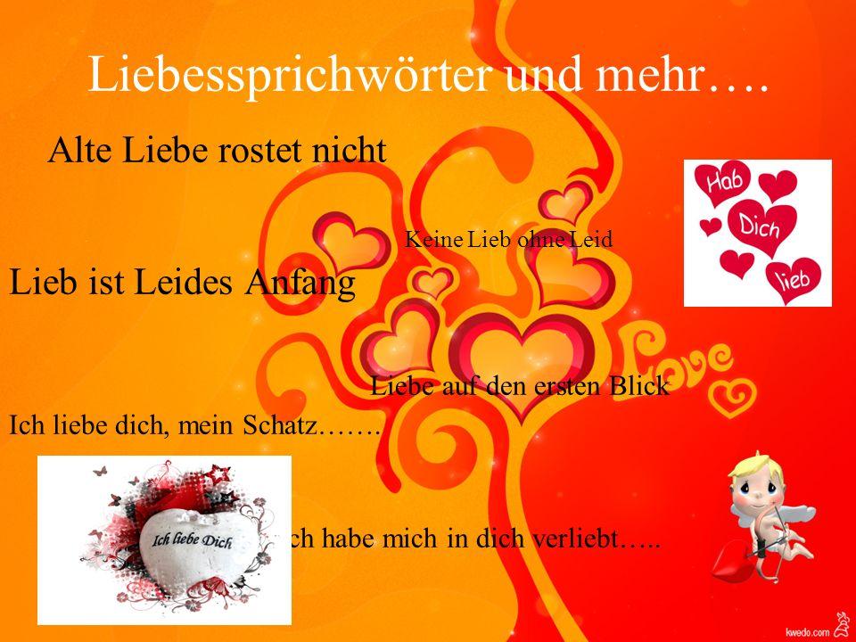 Interessante Links: http://www.valentintag.de http://www.artikelmagazin.de/kultur/valentinstag-ein- schoener-brauch-der-liebenden.html http://www.brauchwiki.de/Valentinstag http://www.elitepartner.de/magazin/quiz-zum- valentinstag-was-wissen-sie-ueber-den-tag-der-liebe.html http://www.feiertagsseiten.de/gedenktage/valentinstag/gedi chte/ http://www.gedichtemeile.de/valentinstagsgedichte.htm http://www.grusskarten-e- cards.de/handysprueche/liebessprueche.php http://www.gratis- spruch.de/sprueche/Deutsche+Sprichw%C3%B6rter- Liebe,+Hochzeit+etc./kid/26/ukid/94/seite/2/ http://www.kosenamen.sradonia.net/list.php?show=g http://www.sonjasworld.de.tl/Liebe-ist-.--.--.-.htm