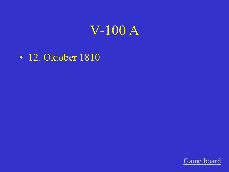 IV-500 A einer jungen, eine grosse Game board