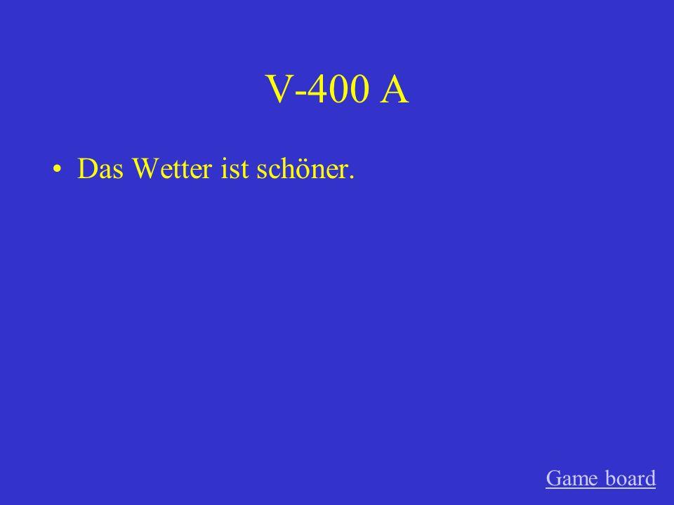 V-300 A München Game board