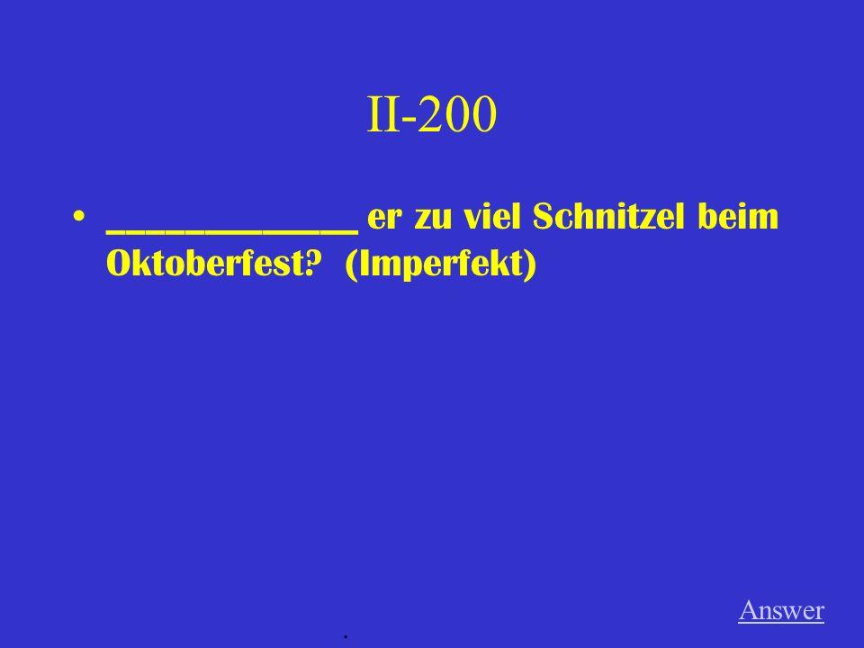 I-200 A Die Bretzel Game board
