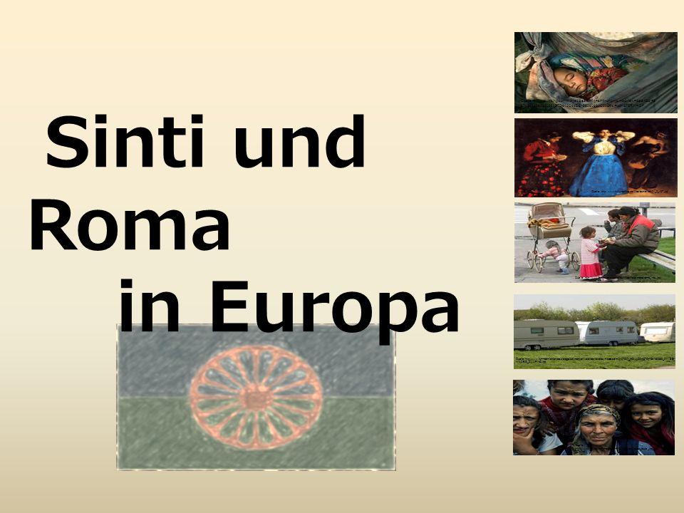 1.Begriffsdefinition Sinti und Roma (Michi) 2.