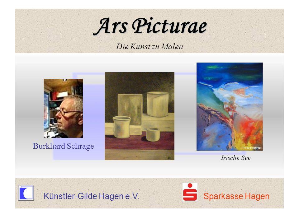 Ars Picturae Ars Picturae Die Kunst zu Malen Burkhard Schrage Irische See Ars Picturae Ars Picturae Die Kunst zu Malen Künstler-Gilde Hagen e.V. Spark