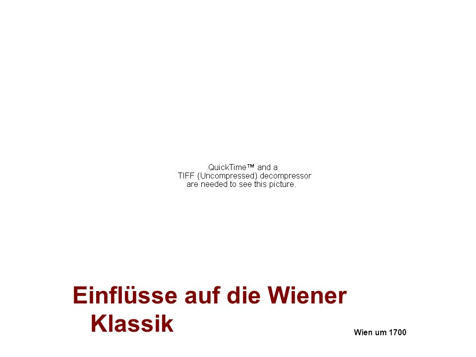 Musikabend 2006 Zauberhafte Begegnungen in Wien Sponsored by: Department of German, NU Council on Language Instruction, Marjorie A.