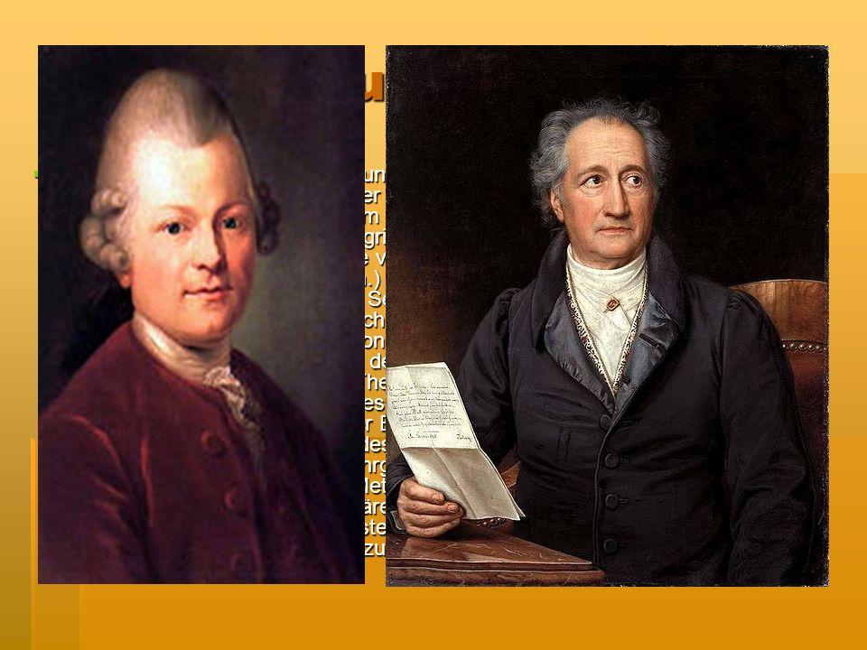 Johann Wolfgang von Goethe Johann Wolfgang von Goethe Johann Wolfgang von Goethe geadelt 1782, war ein deutscher Dichter.