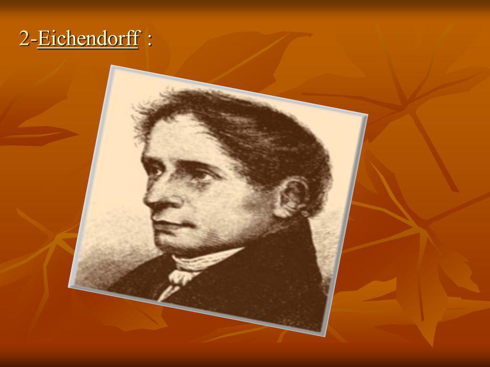 2-Eichendorff : Eichendorff