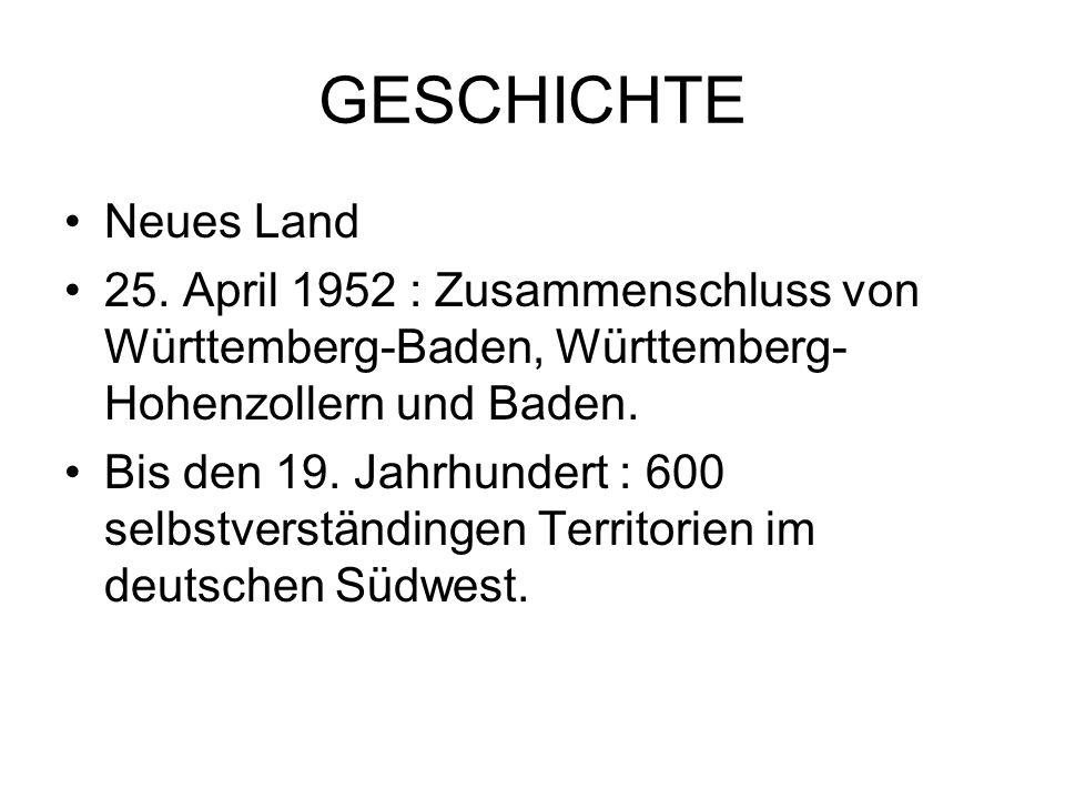 GESCHICHTE Neues Land 25.