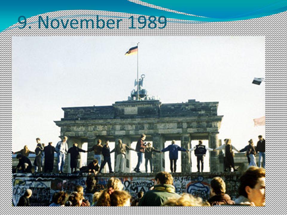 9. November 1989