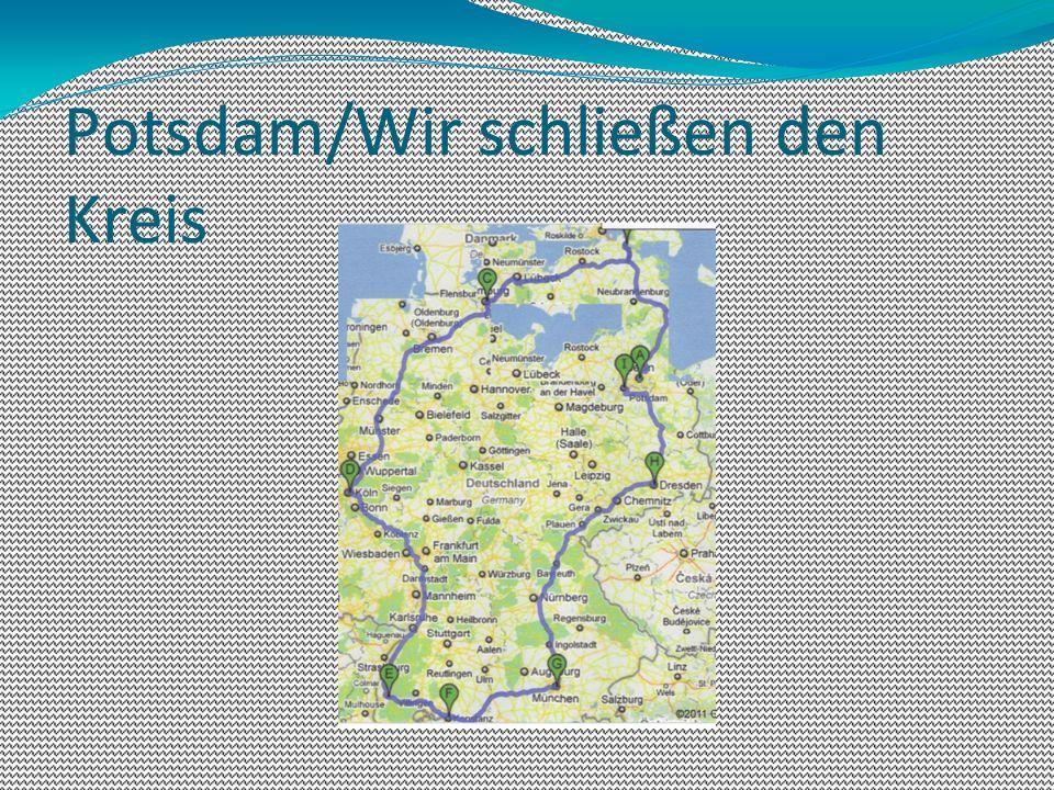 Potsdam/Wir schließen den Kreis