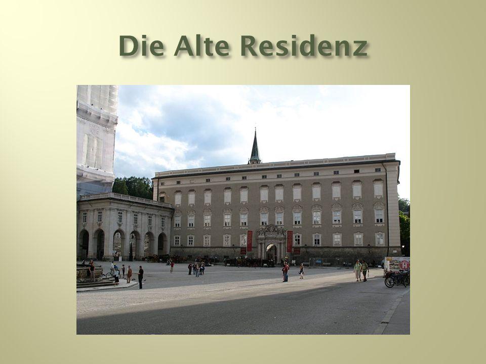 Die Alte Residenz