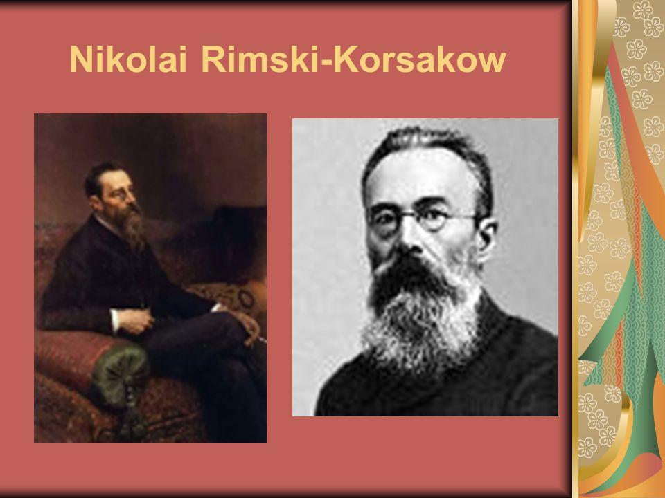 Nikolai Rimski-Korsakow
