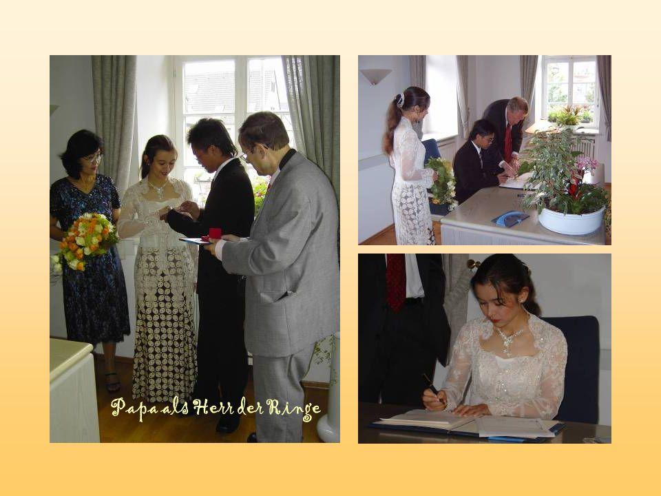 Hochzeitszeitungsgrüþe 1001 Autogrammminuten …und so zu Hause im guten alten B BB Bad Vilbel