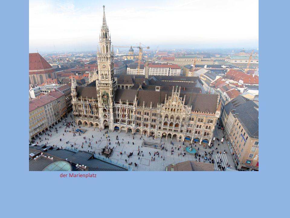 der Marienplatz