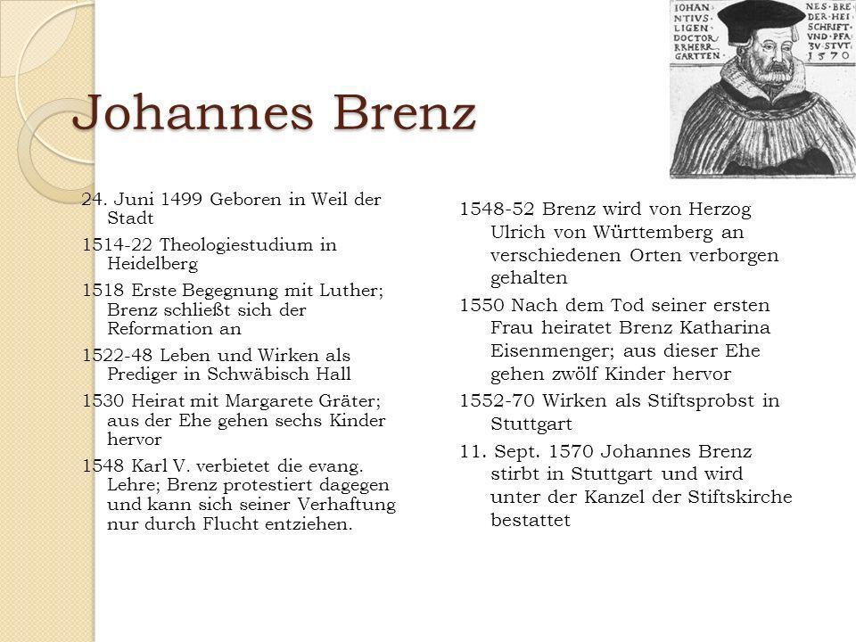 Thomas Müntzer Um 1490 Geboren in Stolberg/Harz 1519 Begegnung mit Martin Luther und Anschluss an die Reformation 1520 Prediger in Zwickau; hier Kontakt mit sozialrevolutionären Tuchmachergesellen (Zwickauer Propheten) zunehmende Entfremdung von Luther und Hinwendung zu gesellschaftspolitisch radikalen Vorstellungen 1521 Flucht aus Zwickau 1521 verfasst das Prager Manifest (unmittelbares Wirken des göttliches Wortes durch den Hl.