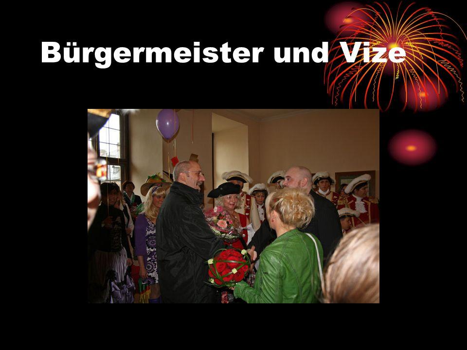Bürgermeister und Vize