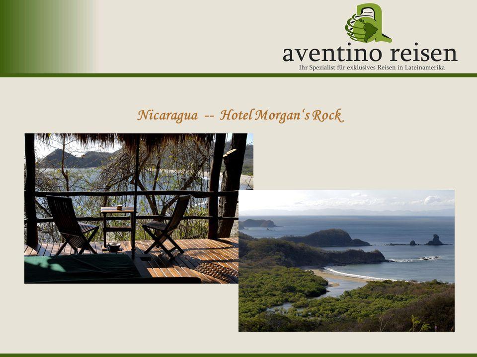 Uruguay: Karneval Nicaragua -- Hotel Morgans Rock