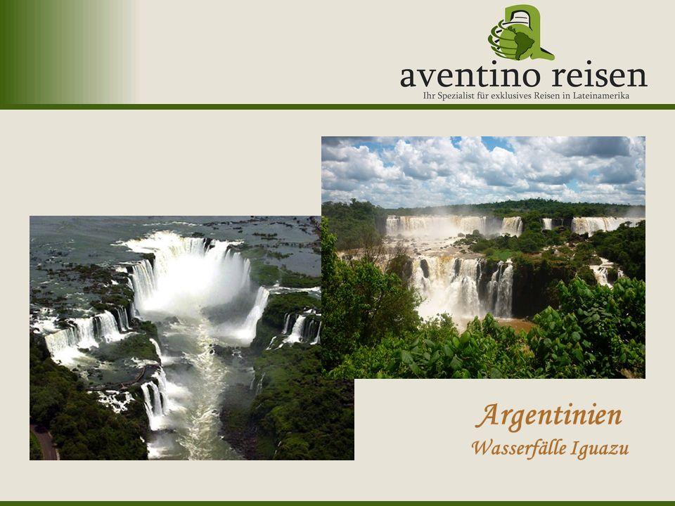 Argentinien: Oktoberfest Uruguay: Karneval Argentinien Wasserfälle Iguazu