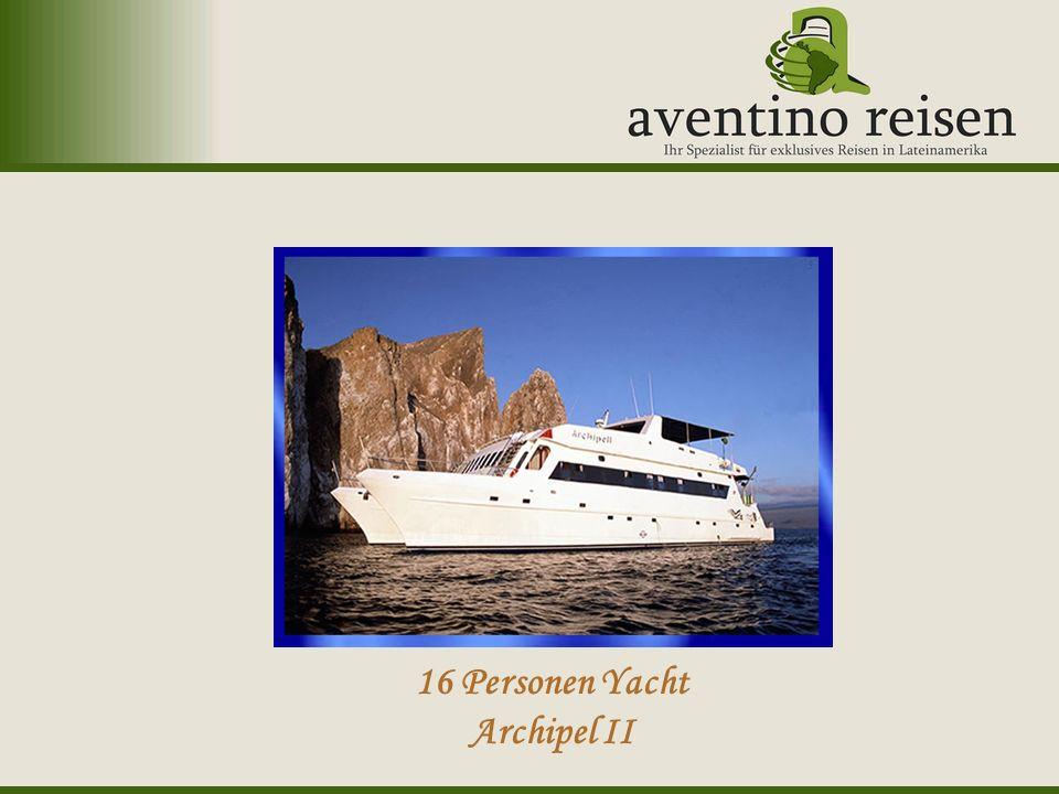 16 Personen Yacht Archipel II