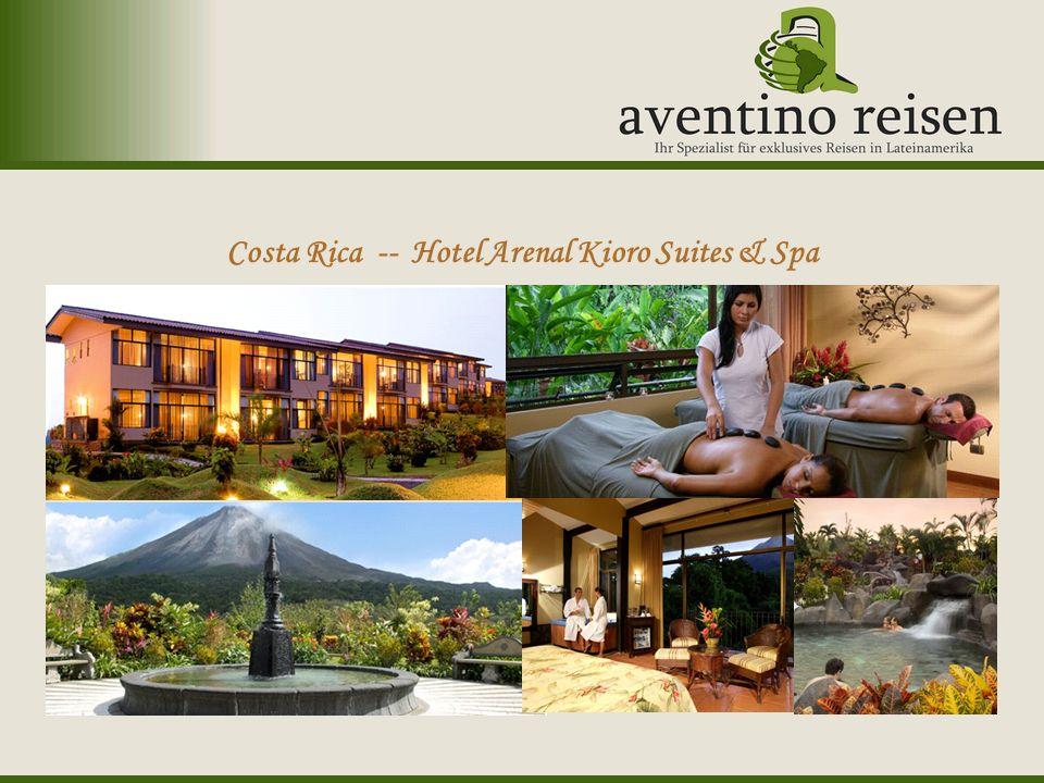Uruguay: Karneval Costa Rica -- Hotel Arenal Kioro Suites & Spa