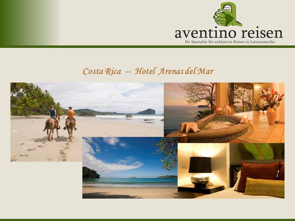 Uruguay: Karneval Costa Rica -- Hotel Arenas del Mar