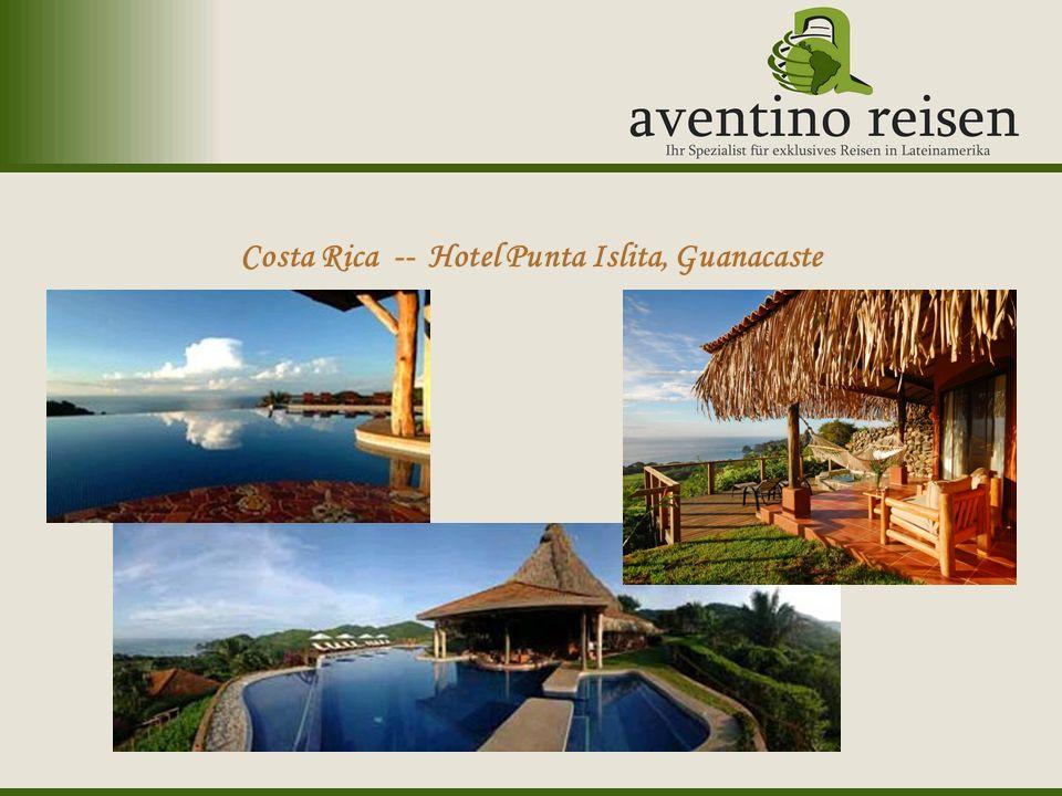 Uruguay: Karneval Costa Rica -- Hotel Punta Islita, Guanacaste