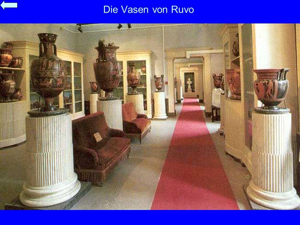 Die Vasen von Ruvo
