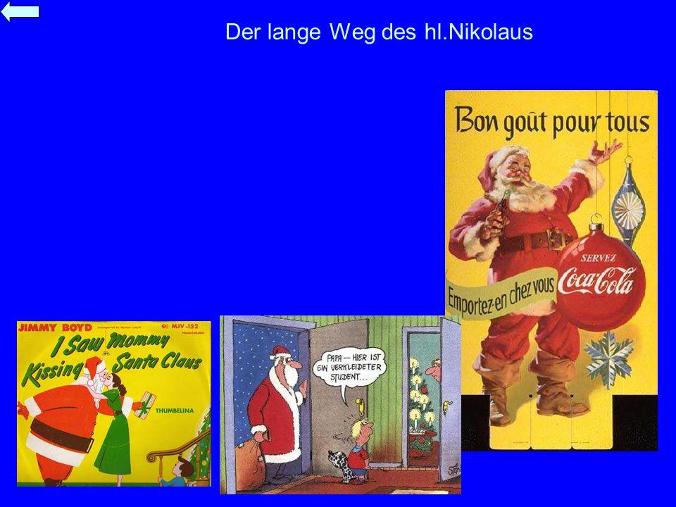 Der lange Weg des hl.Nikolaus