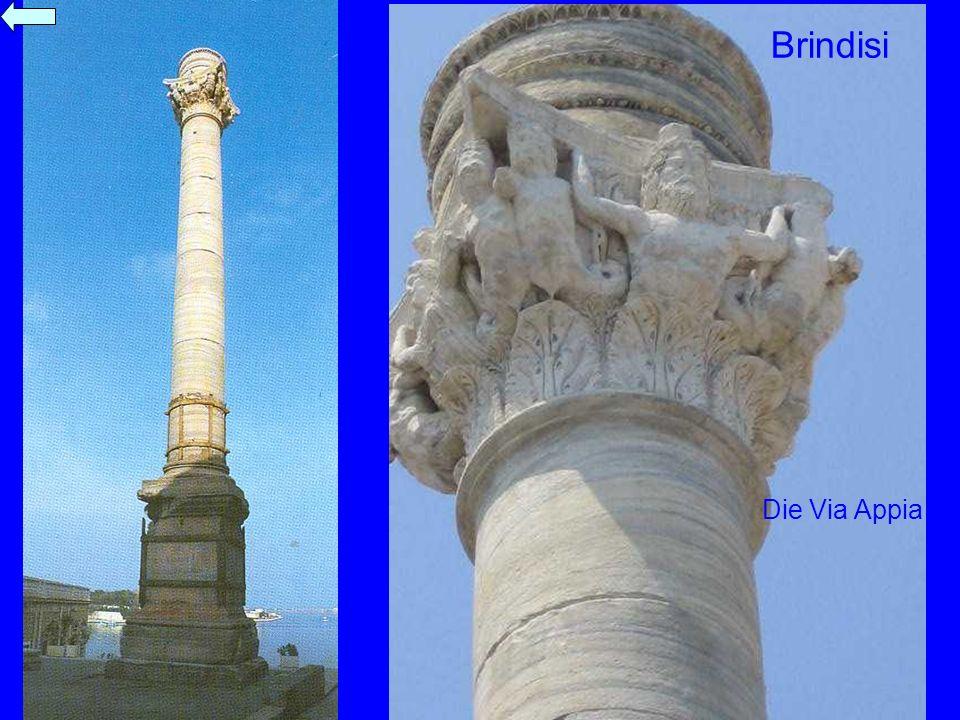 Brindisi Die Via Appia