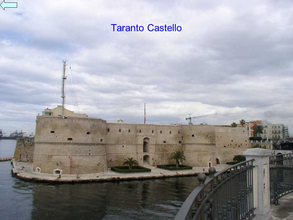 Taranto Castello