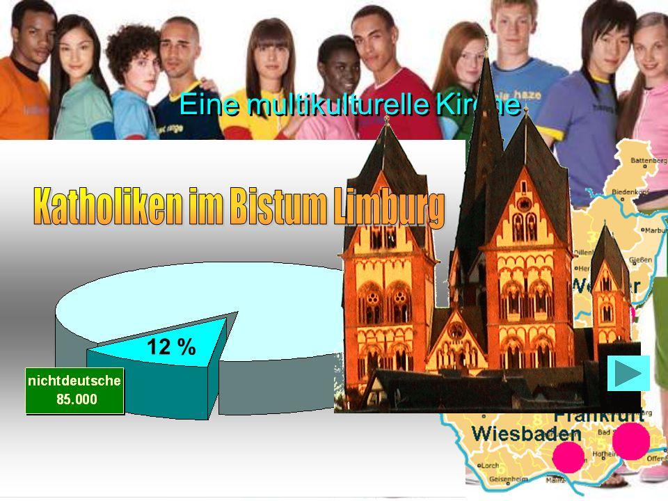 Konzept Eine multikulturelle Kirche in einer mutlkulturellen Gesellschaft Eine multikulturelle Kirche für eine multikulturelle Gesellschaft Konzept Eine multikulturelle Kirche in einer mutlkulturellen Gesellschaft Eine multikulturelle Kirche für eine multikulturelle Gesellschaft Eine multikulturelle Kirche