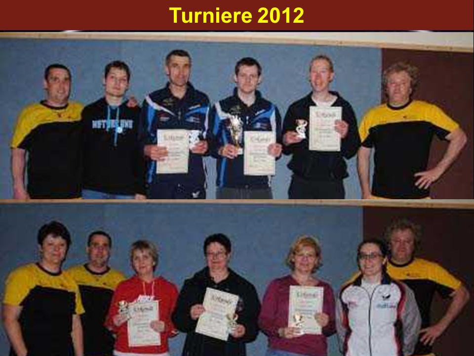 Turniere 2012