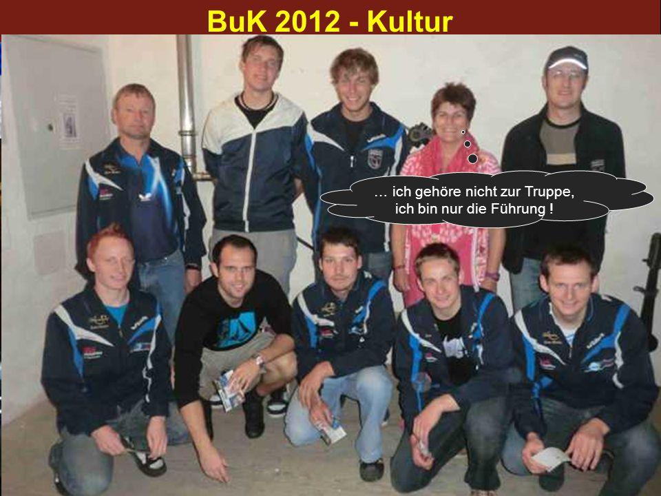 BuK 2012 - Kultur Stadtführung und Turmbesichtigung … ich gehöre nicht zur Truppe, ich bin nur die Führung !