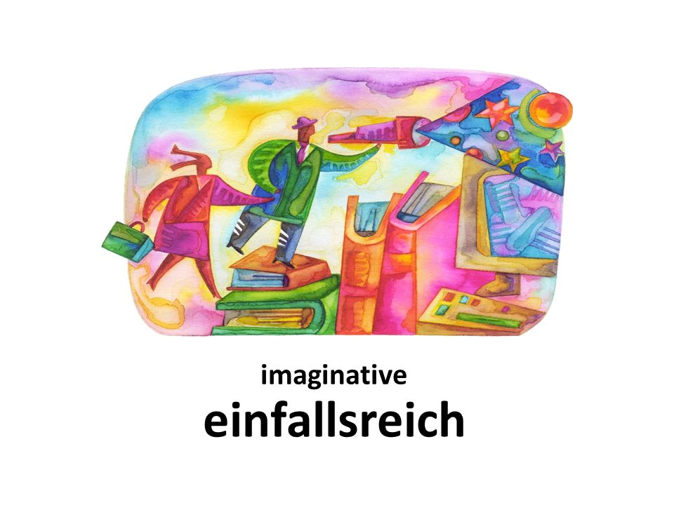 imaginative einfallsreich
