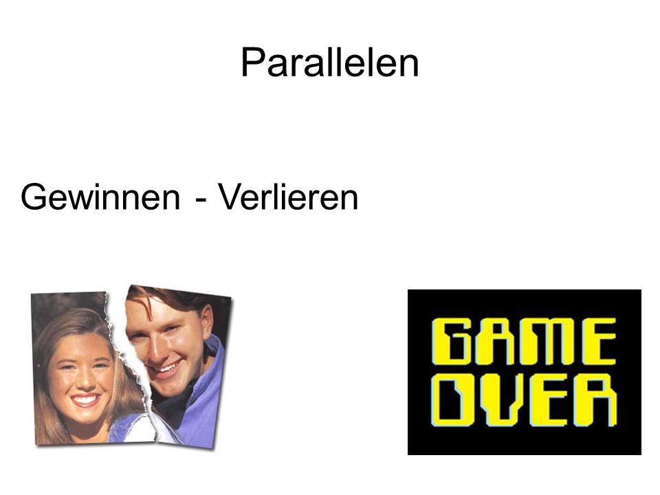Parallelen Gewinnen - Verlieren