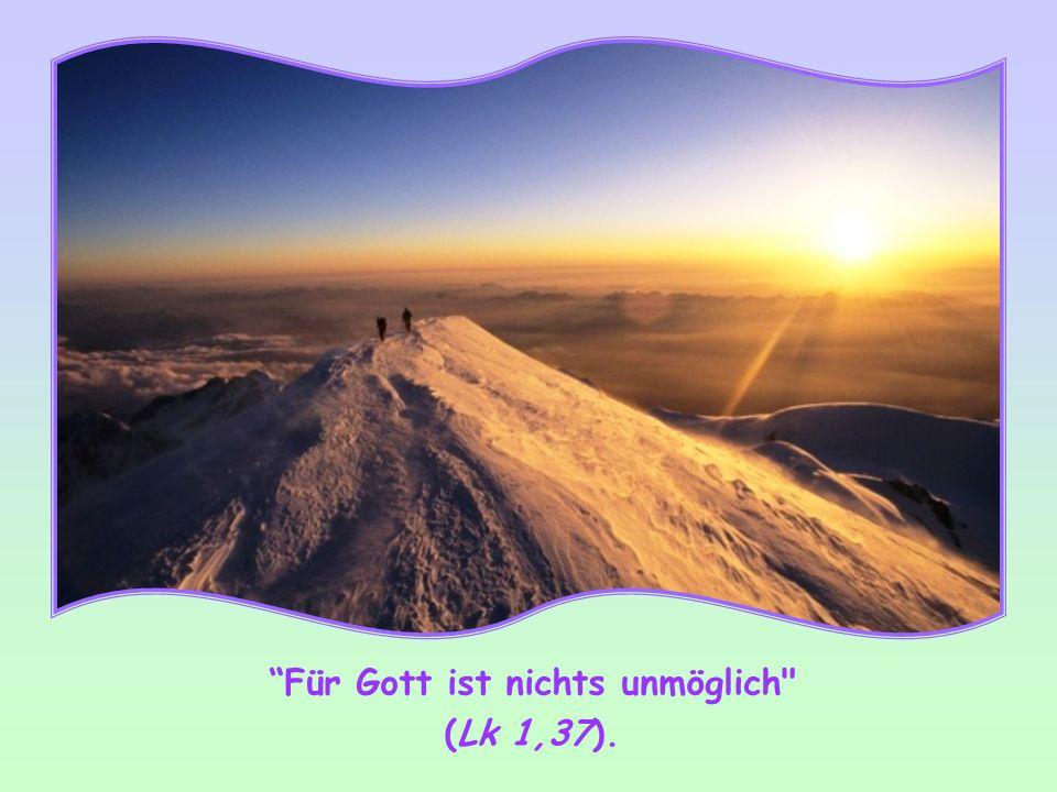 Die Allmacht Gottes hat eine einzige Grenze: die menschliche Freiheit. Sie kann sich dem Willen Gottes widersetzen. Das aber führt zur Ohnmacht des Me