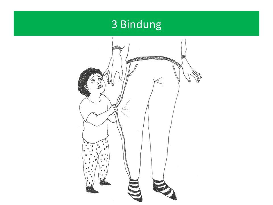 Sichere Bindung 3 Bindung