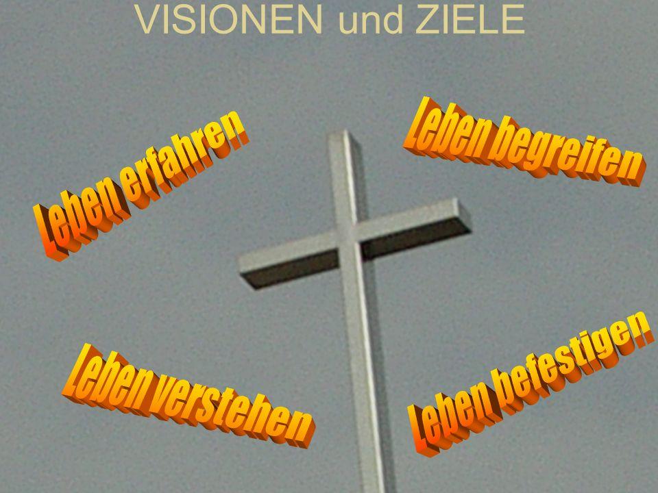3 VISIONEN und ZIELE