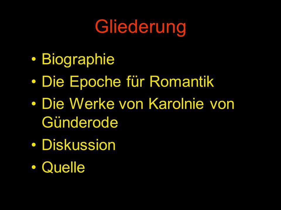 Biographie Sie wurde am 11.Februar 1780 in Karlsruhe geboren.