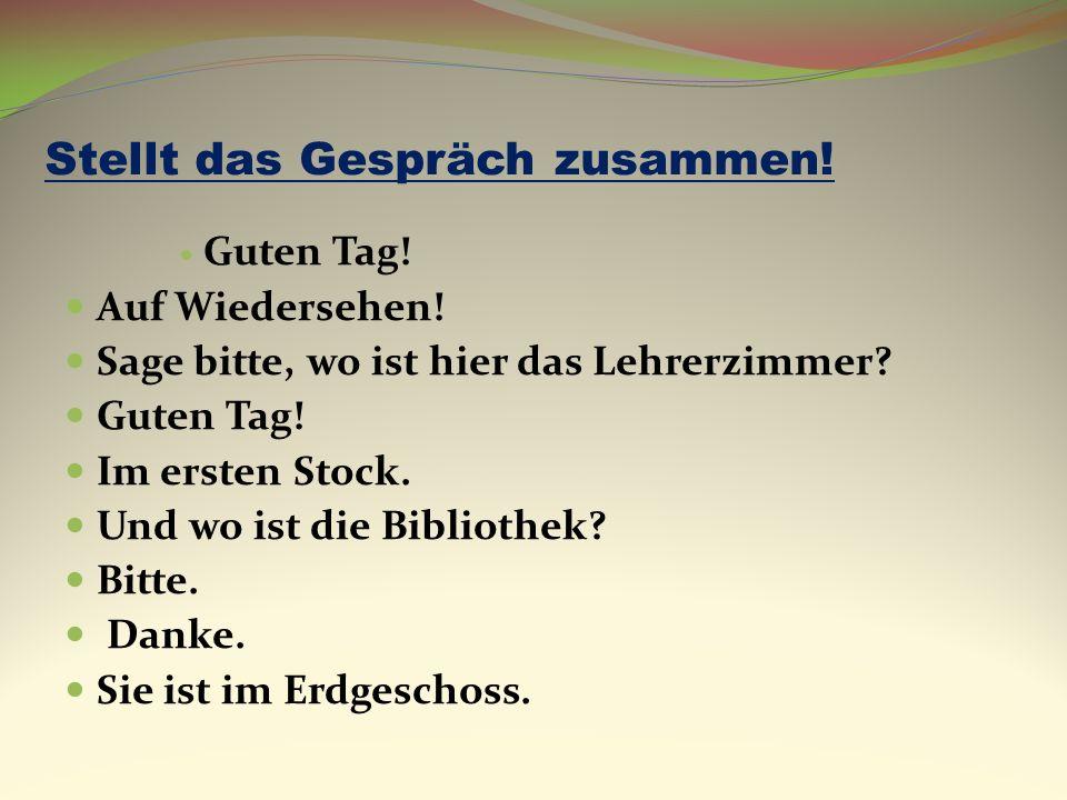 Lest bitte den Brief .Berlin, den 17.04.09 Liebe Freunde.