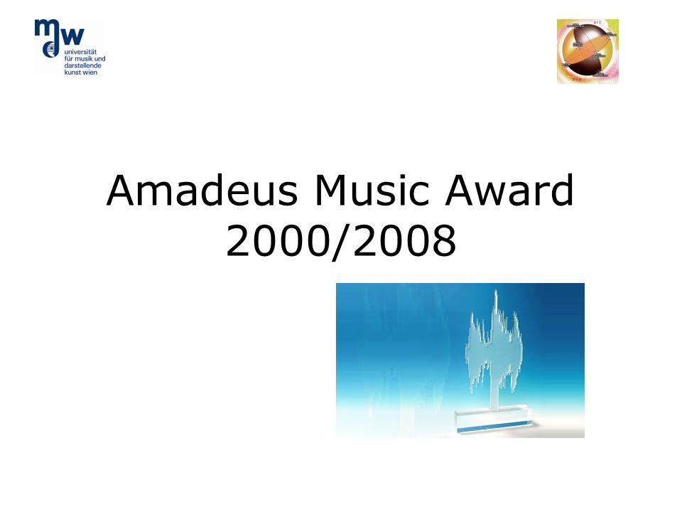 Amadeus Music Award 2000/2008