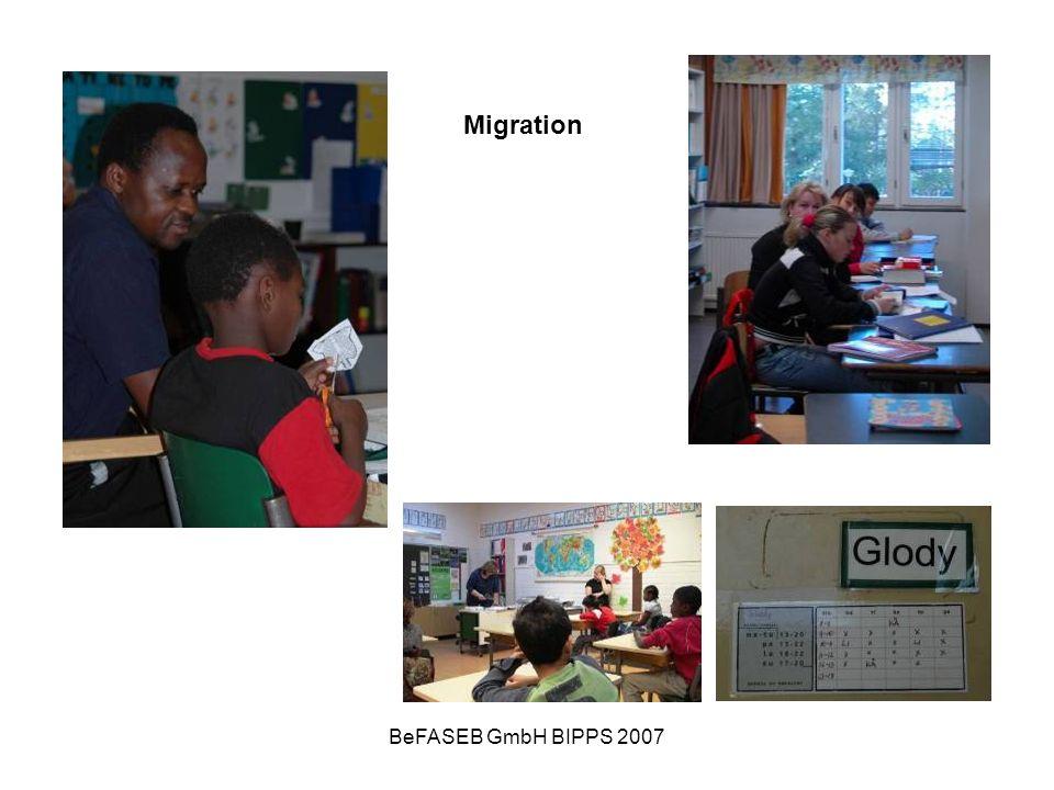 BeFASEB GmbH BIPPS 2007 Migration